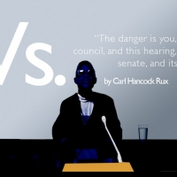 Mabou Mines Presents Carl Hancock Rux's VS., A New Virtual Performance Photo