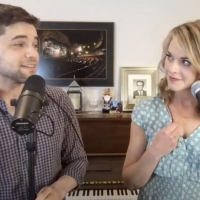 Exclusive: Ashley Spencer and Jeremy Jordan Perform a Disney Medley in Concert With S Photo