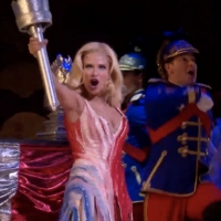Broadway Rewind: ON THE TWENTIETH CENTURY Returns to Broadway with Kristin Chenoweth, Photo