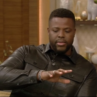 VIDEO: Winston Duke Says His Spanish Teacher Encouraged Him to Act on LIVE WITH KELLY Video