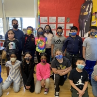 BWW Exclusive: How 4th Graders from Long Island Are Bringing Broadway to the Classroom Photo