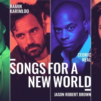 Ramin Karimloo, Rachel Tucker, Rachel John, and Cedric Neal Will Lead Virtual Product Photo