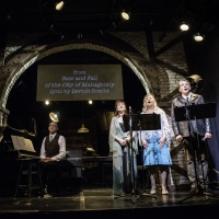 BWW Review: WHEN THE SHARK BITES at Open Eye Theatre