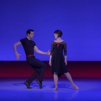 VIDEO: EVERYBODY DANCE NOW! A Look Back at the Signature 'Pas De Deux' From AN AMERIC Photo