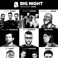 Big Night Announces Epic Artist Residency for 2020 Photo