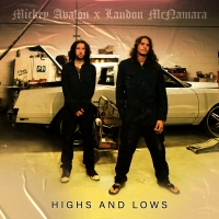 Landon McNamara And Mickey Avalon Team Up For New EP & Release New Single 'Dodging Bullets'