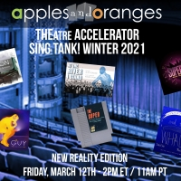 VIDEO: Watch THEatre ACCELERATOR - New Reality Edition Sing Tank Live Today at 2 PM E Photo