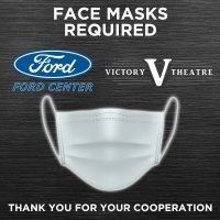 Ford Center and Victory Theatre Require Masks For All Upcoming Events Photo
