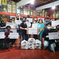BWW Feature: CIPUTRA ARTPRENEUR Helps Art Workers Affected by Covid-19 with #BERSAMABANTUS Photo