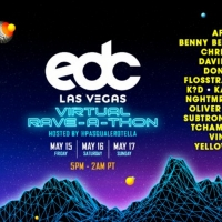 Insomniac Announces Details For EDC Las Vegas Virtual Rave-A-Thon Photo