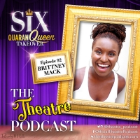 Podcast Exclusive: The Theatre Podcast With Alan Seales: Brittney Mack Photo