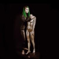 Ellen Siberian Tiger Share New Album 'Cinderblock Cindy' Photo