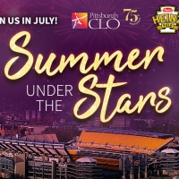 Pittsburgh CLO Announces SUMMER UNDER THE STARS 75th Anniversary Season At Heinz Fiel Photo