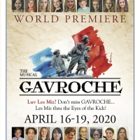 GAVROCHE, Les Mis Spinoff Musical, to Premiere at Stuart Theatre