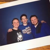 Andrew Barth Feldman, Lilli Cooper and More Featured on Theatre Podcast DRAMA. Photo