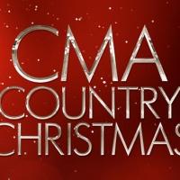 CMA COUNTRY CHRISTMAS Airs Dec. 3