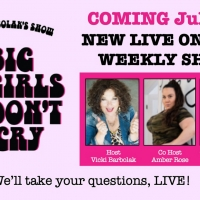 Vicki Barbolak Announces New Show BIG GIRLS DON'T CRY Photo