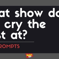 #BWWPrompts: What Show Makes You Cry The Most? Photo
