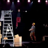 Xavier Mortimer Celebrates World Premiere Of THE DREAM MAKER at The STRAT Photo