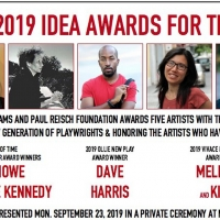 2019 IDEA AWARDS Recipients Announced