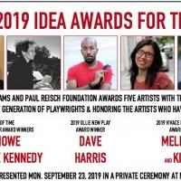 2019 IDEA AWARDS Recipients Announced Photo