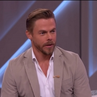 VIDEO: Derek Hough Tries To Smize Like Tyra Banks on THE KELLY CLARKSON SHOW Photo