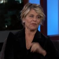 VIDEO: Watch Linda Hamilton Talk TERMINATOR on JIMMY KIMMEL LIVE!
