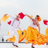Battery Dance Presents Latin Voices in Dance in honor of National Hispanic Heritage M Photo
