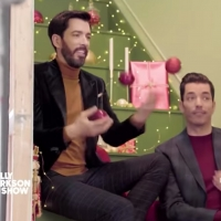 VIDEO: The Property Brothers Sing a Christmas Song for THE KELLY CLARKSON SHOW Photo