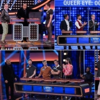Original QUEER EYE Members to Face Off with the New Class on CELEBRITY FAMILY FEUD Photo