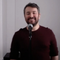 Exclusive: Alex Brightman Sings 'You'll Be Back' From HAMILTON as Part of the Seth Co Photo