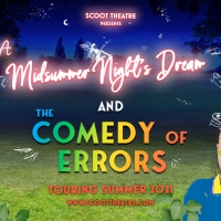 Scoot Theatre Announce Summer Shakespeare Tour of A MIDSUMMER NIGHT'S DREAM and THE C Photo