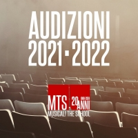 MTS - MUSICAL! THE SCHOOL - Audizioni Online per l'AA 2021/2022 Photo