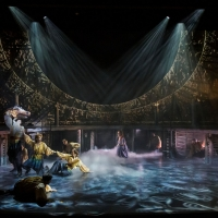 BWW Review: The Rev Theatre Company Presents a Breathtaking Production of LOCH NESS, A NEW MUSICAL in the Merry – Go – Round Playhouse