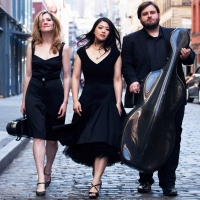 Neave Trio Gives Virtual Concert Presented By Asheville Chamber Music Series Photo