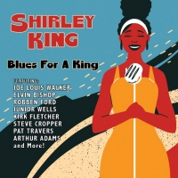 Shirley King Unveils New Studio Album Photo