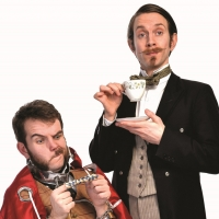 Time Travelling Magicians Morgan & West Return To Theatre Royal Winchester Photo