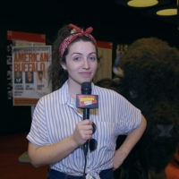 BWW Exclusive: Allison Frasca Visits AMERICAN BUFFALO on The Broadway Break(down)!