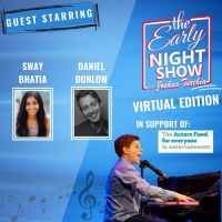 VIDEO:Sway Bhatia and Daniel Dunlow Join Joshua Turchin's THE EARLY NIGHT SHOW Photo