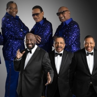 The Temptations and the Four Tops Return to the Van Wezel Photo