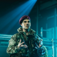Barn Theatre Will Live Stream HENRY V  Starring Aaron Sidwell And Lauren Samuels
