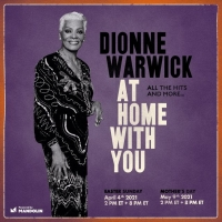 Dionne Warwick to Perform First-Ever Livestream Shows Photo