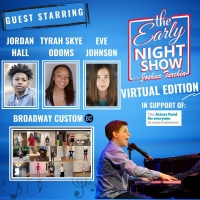 VIDEO: Joshua Turchin's THE EARLY NIGHT SHOW Releases Episode Today With Jordan Hall, Photo