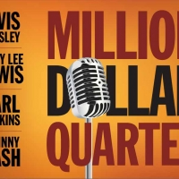 MILLION DOLLAR QUARTET Announced At The John W. Engeman Theater