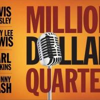 MILLION DOLLAR QUARTET Announced At The John W. Engeman Theater Photo