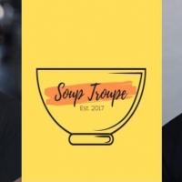 Josh Grisetti And Matthew Edward Kemp Stop By SOUP TROUPE ONLINE Photo