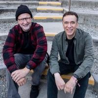 VIDEO:  Bob Mould & Fred Armisen Unbox Mould's Solo Career-Spanning Box Set 'Distorti Photo