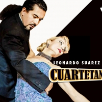 Leonardo Suarez Paz Will Perform at The Levitt Pavilion This Weekend Photo