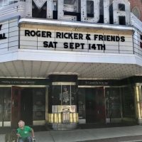 The Media Theatre Presents Roger Ricker WE ARE FAMILY Concert