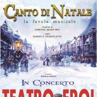 BWW Review: CANTO DI NATALE LA FAVOLA MUSICALE al TEATRO DEGLI EROI Photo